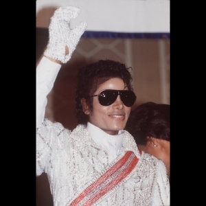 Michael Jackson wave