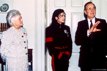 Image result for michael jackson presidential reception in white house
