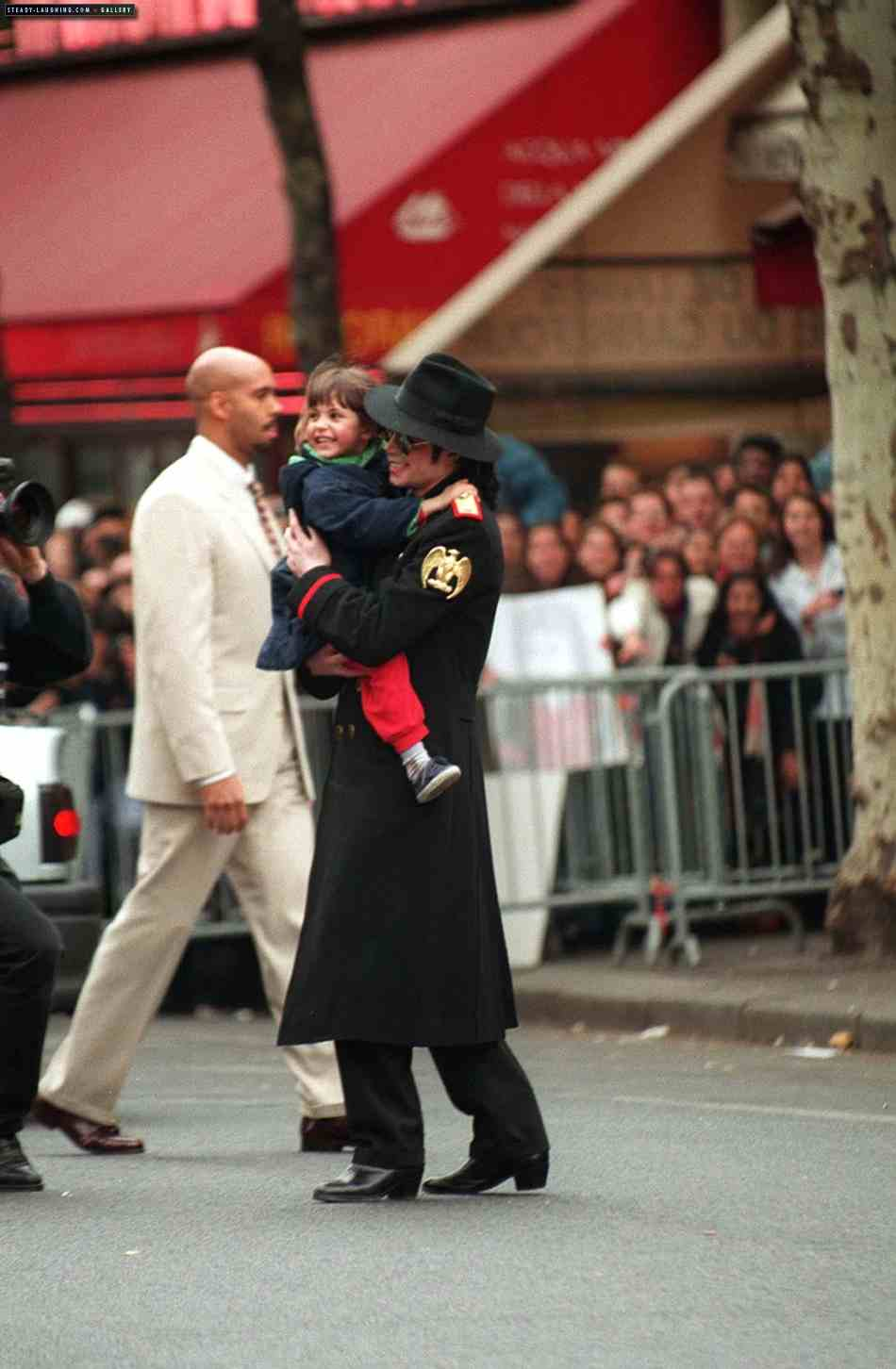 1997 Blood On The Dance Floor Prince Michael Was Born