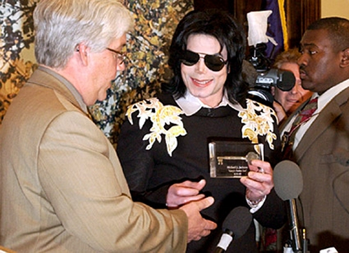 Michael jackson high school diploma
