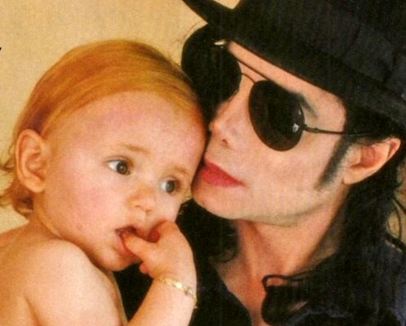 Prince Michael Jackson Was Born February 13 1997 Michael Jackson Tribute